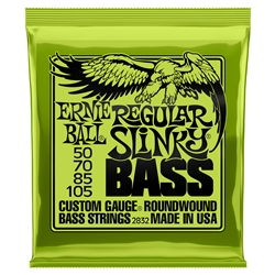 Ernie Ball 2832 Regular Slinky Nickel Wound Bass