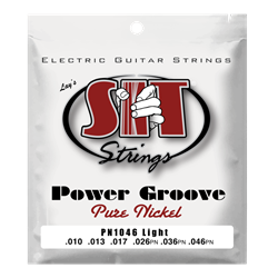 SIT Power Groove Pure Nickel, Light