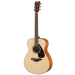 Yamaha FS800 Acoustic Guitar, Natural